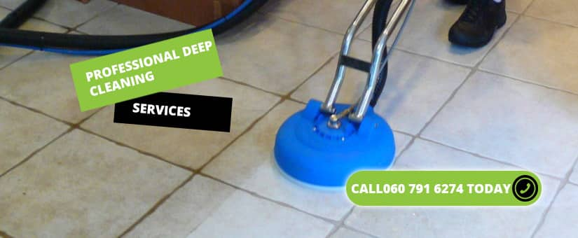 deep cleaning cape town